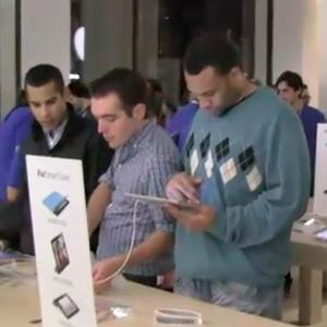 Loja temporária da Apple em Austin