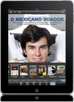 Brasil247 no iPad
