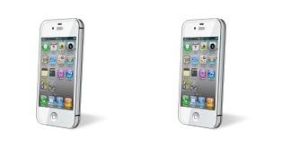 iPhones brancos no iTunes