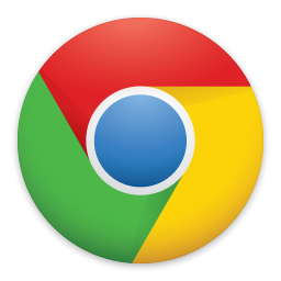 Ícone - Google Chrome (novo)