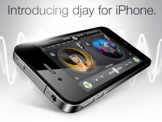 djay para iPhone