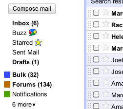 Smart Labels no Gmail