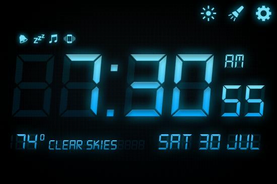 Mighty Clock