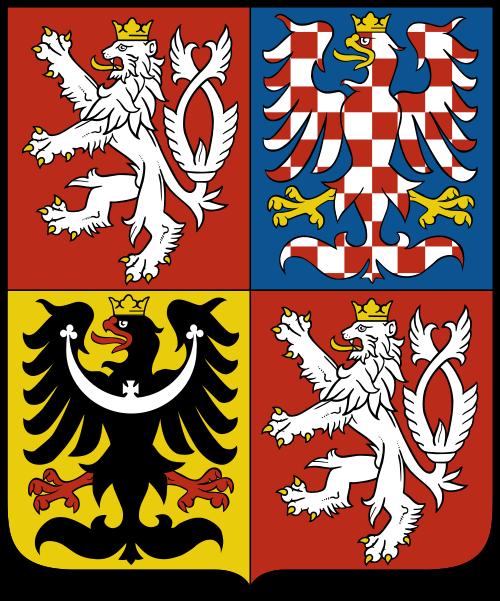 Brasão da República Checa
