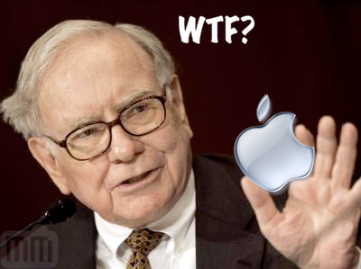 Warren Buffett e Apple