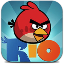 Ícone de Angry Birds RIO