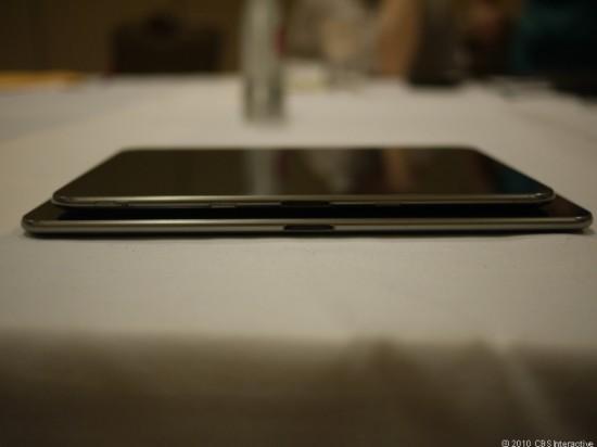 Galaxy Tabs 10.1 e 8.9
