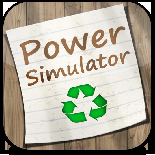 Ícone - Power Simulator