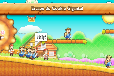 Cookie Rush! BR - iPhone