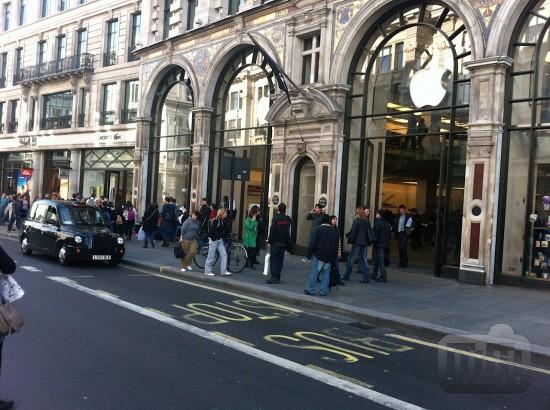 Apple Store Regent Street para o IPad 2