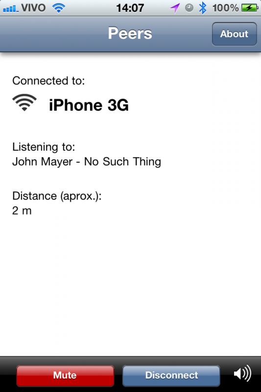 Walkie no iPhone