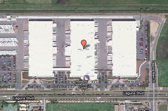 Centro de distribuição da Apple em Elk Grove