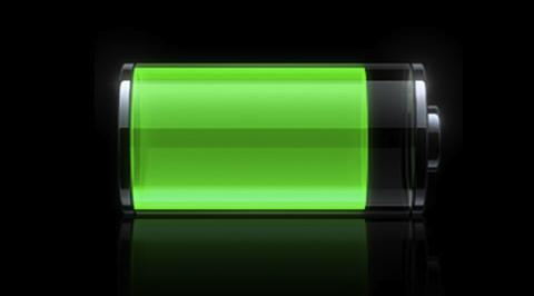 Símbolo de bateria
