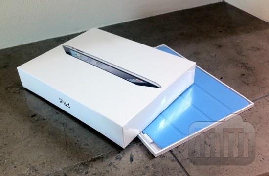 iPad 2 que será sorteado no MacMagazine