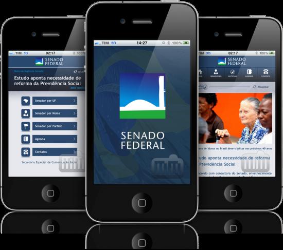 Senado Federal - iPhones