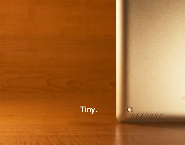 iDroplets para iPad