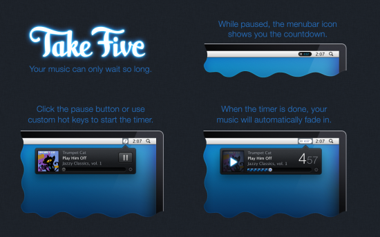Take Five - Mac OS X