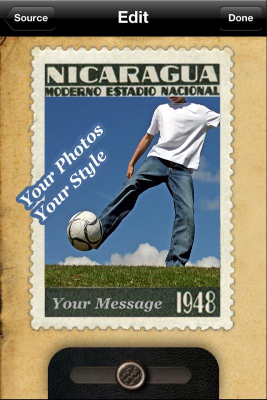 Mail-Stamp