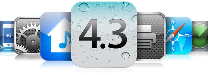 Banner do iOS 4.3