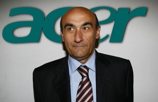 Gianfranco Lanci, da Acer
