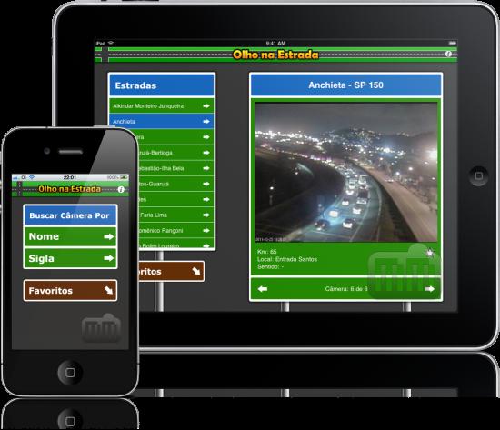 Olho na Estrada - iPhone e iPad