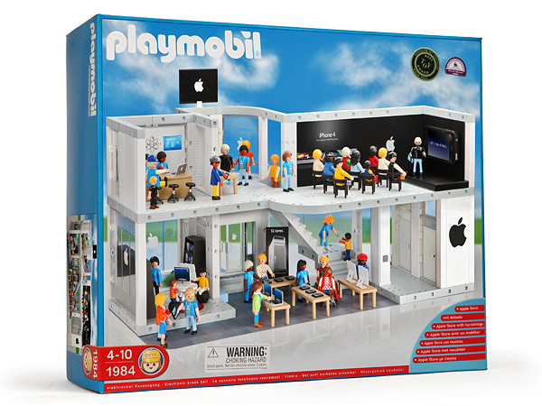 PLAYMOBIL - Apple Store