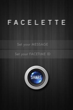 Facelette - iPhone