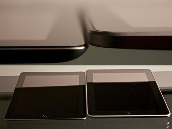 iPad 2 vs. iPad 1G