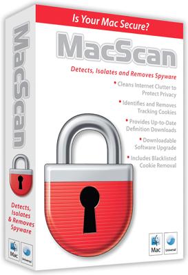 Caixa do MacScan