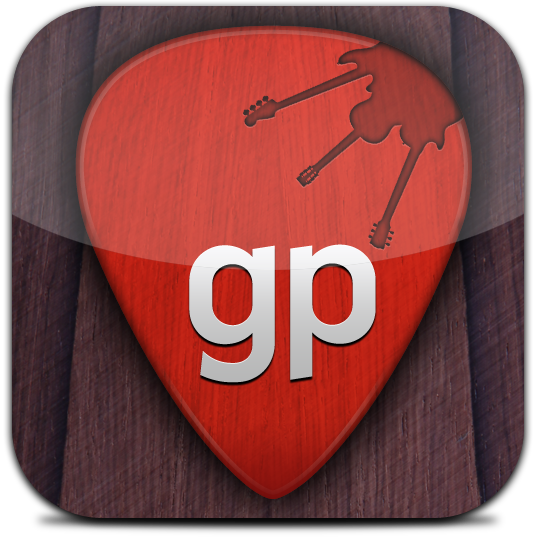 Ícone do Guitar Pro