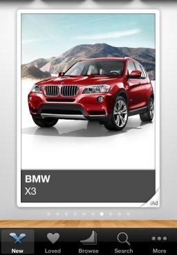 iAd Gallery - iPhone