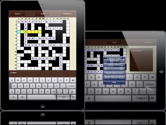 Palavras Cruzadas HD - iPads