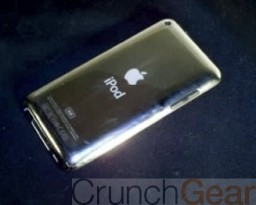 Protótipo de iPod touch 5G?