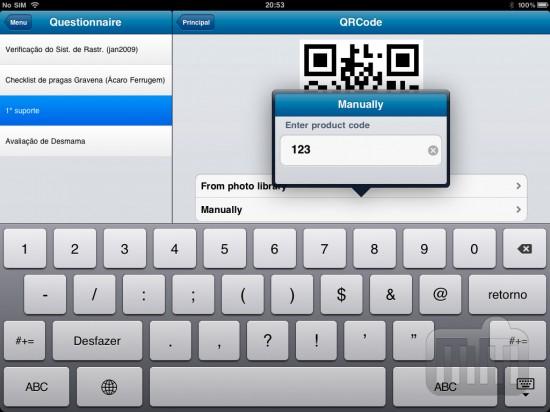 PariPassu no iPad