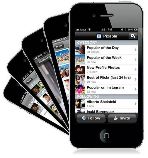 Pixable - iPhones