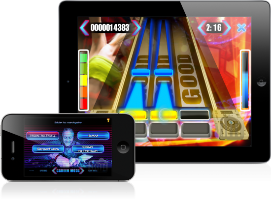 DJ Nights Robbie Rivera - iPad e iPhone