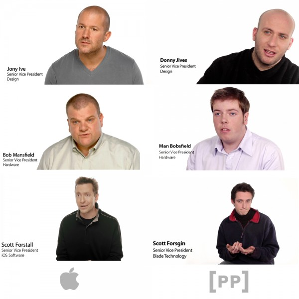 Executivos Pini Productions vs. Apple