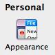 Aparência no Mac OS X
