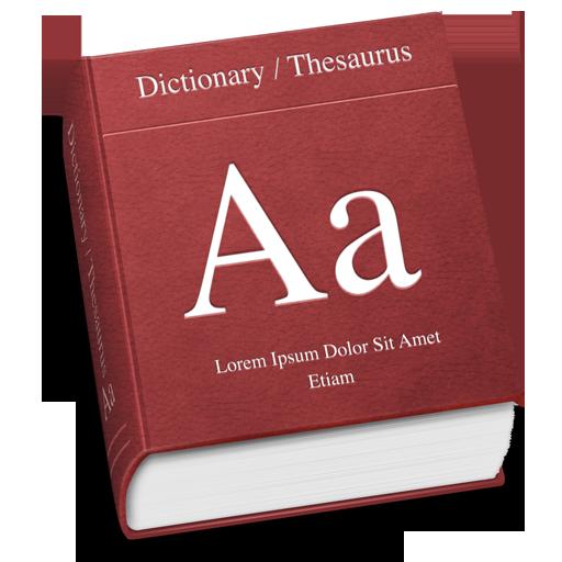 Ícone do Dictionary