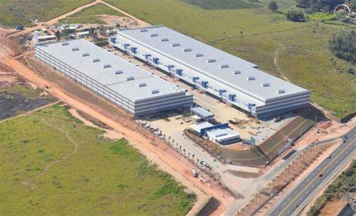 Condomínio industrial em Jundiaí
