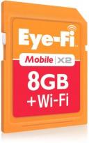 Eye-Fi Mobile X2
