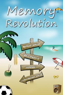Memory Revolution - iPhone