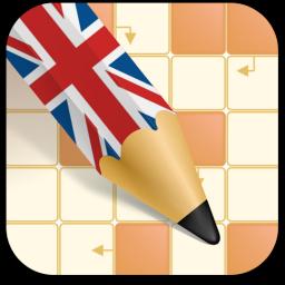 Ícone - Aprenda Inglês com Palavras Cruzadas