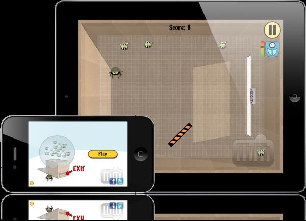 Bug Escape - iPhone e iPad