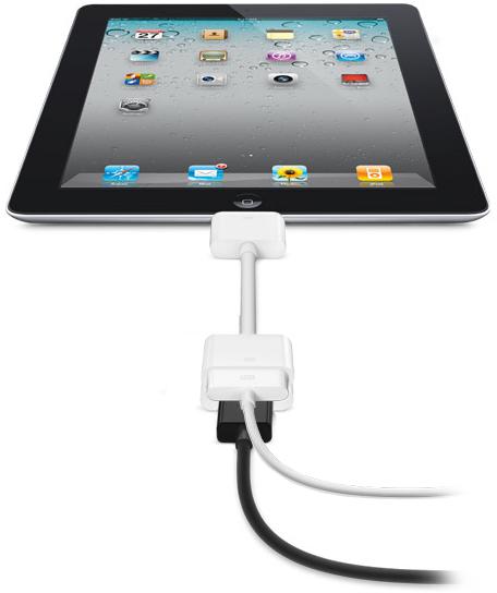 Mockup de novo Apple Digital AV Adapter