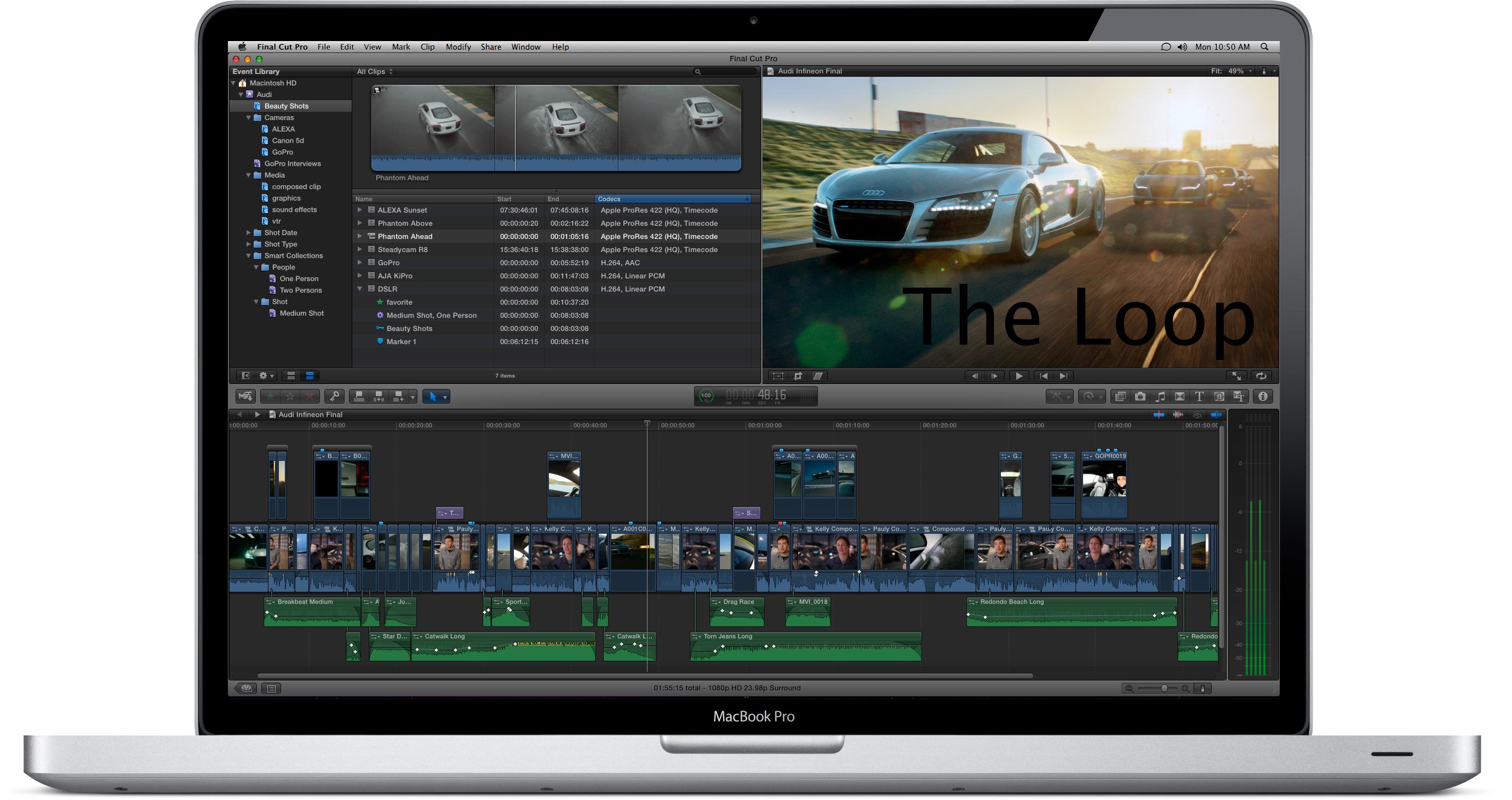 Apple - Final Cut Pro X