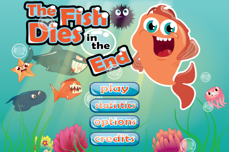 The Fish Dies in the End - iPhone
