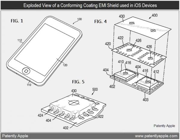 Patente de escudo eletromagnético