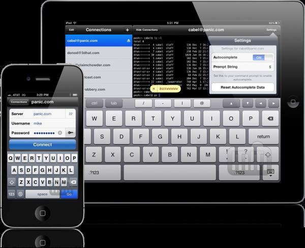 Prompt - iPad e iPhone