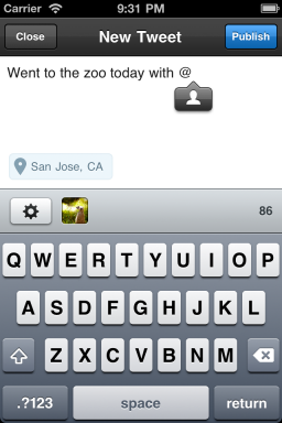 Tweetbot - iPhone